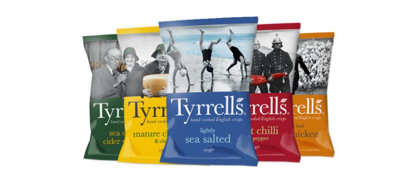 packaging tyrrells