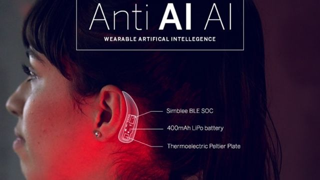 Intelligence artificielle anti intelligence artificielle