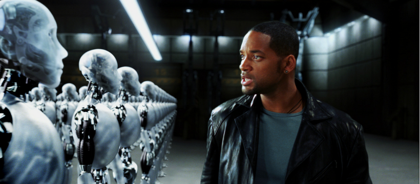 will smith dans i, robot