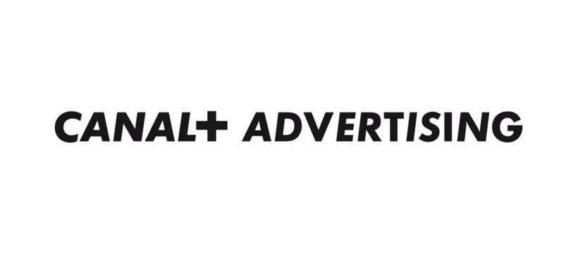 logo canal+ advertising