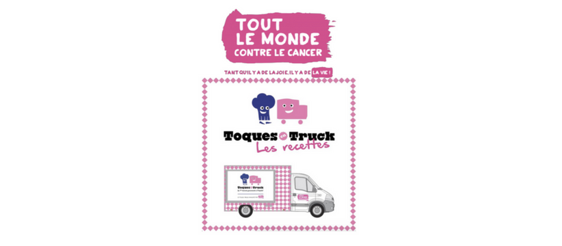 foodtruck tout le monde contre le cancer