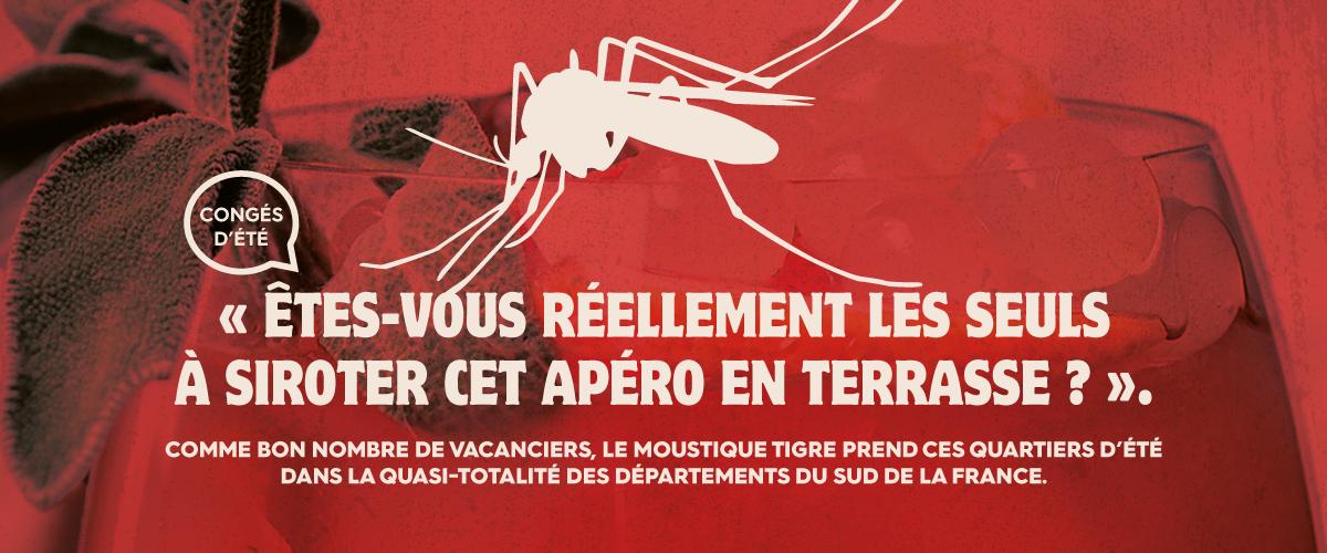 CS3D affiche insecte contre les nuisibles