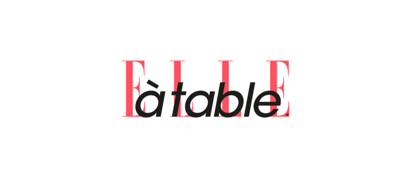 logo Elle à table