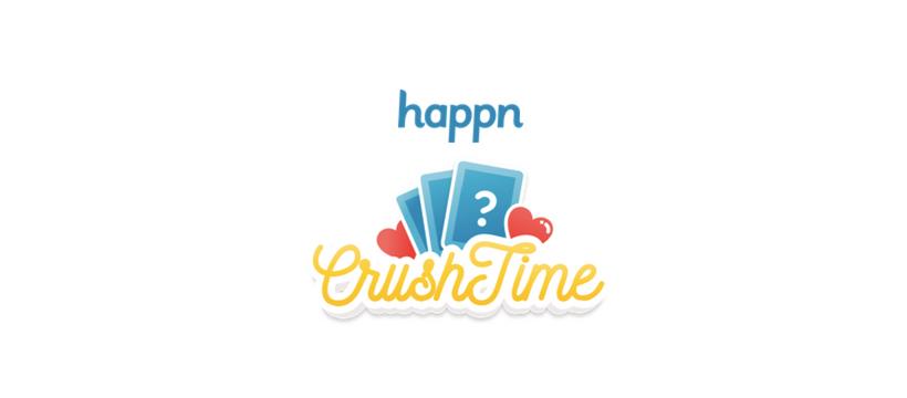 logo happn crushtime