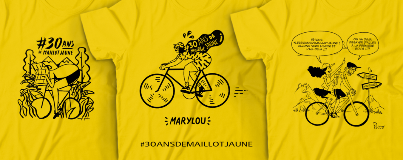 maillot jaune lcl