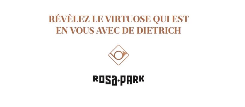 logo de dietrich et rosapark