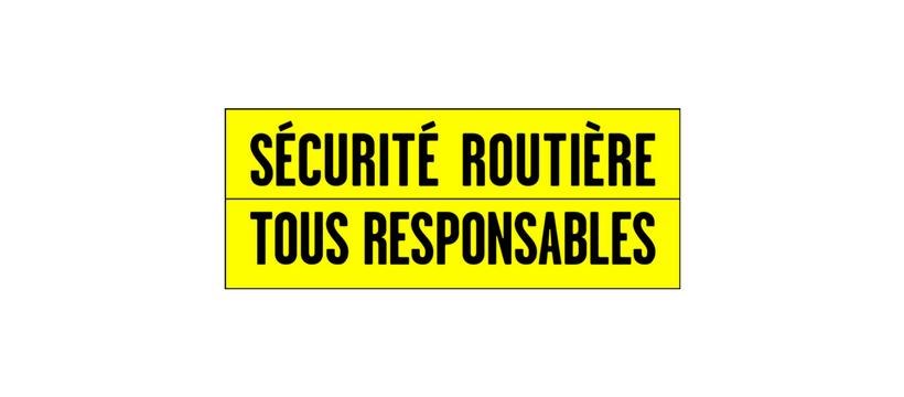 logo sécurité routière