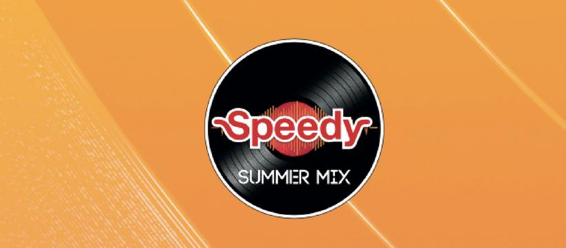 logo speedy summer mix