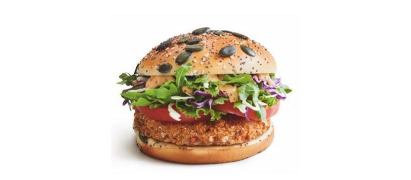 grand veggie mcdonald's