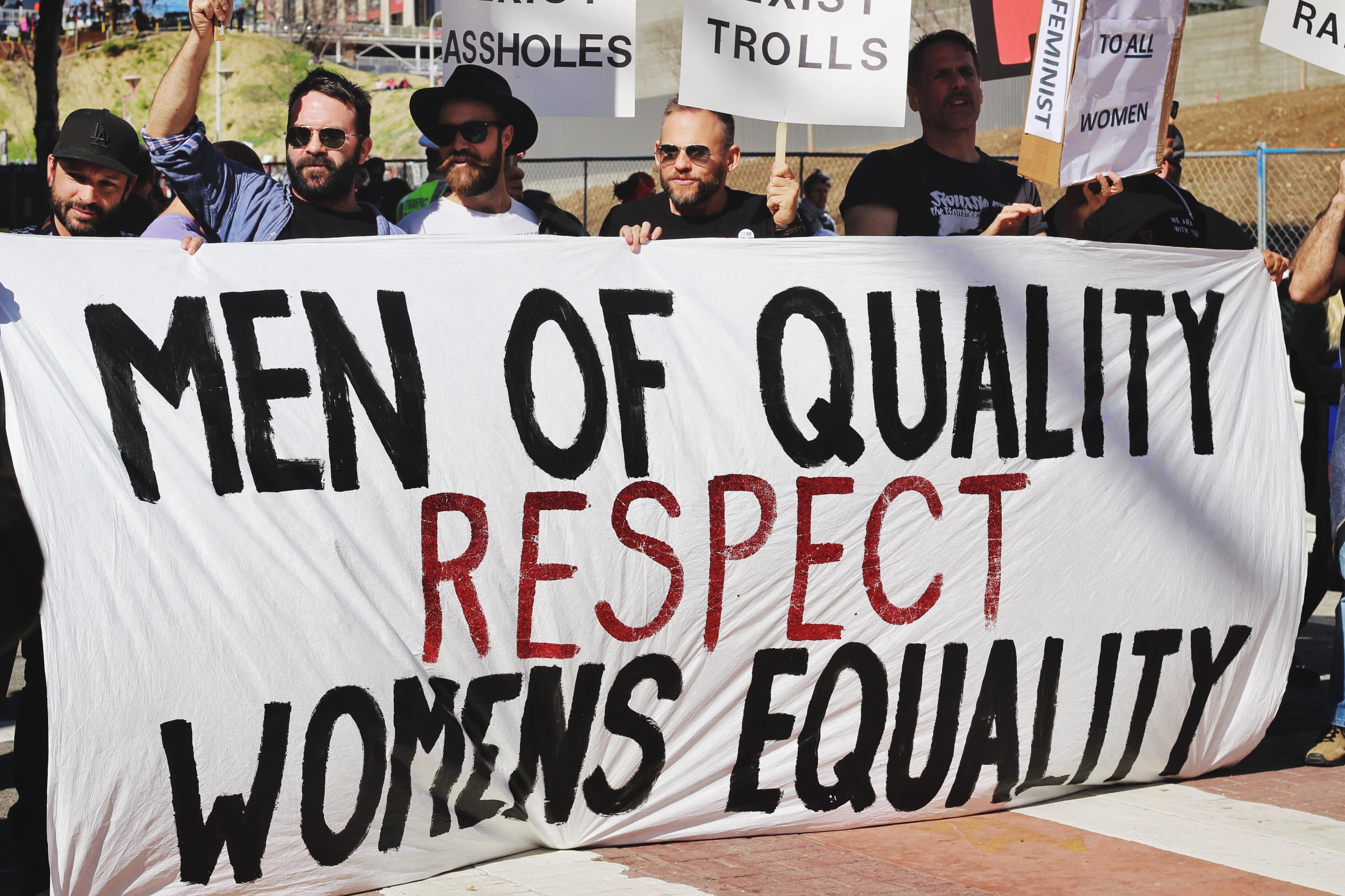 hommes feminisme