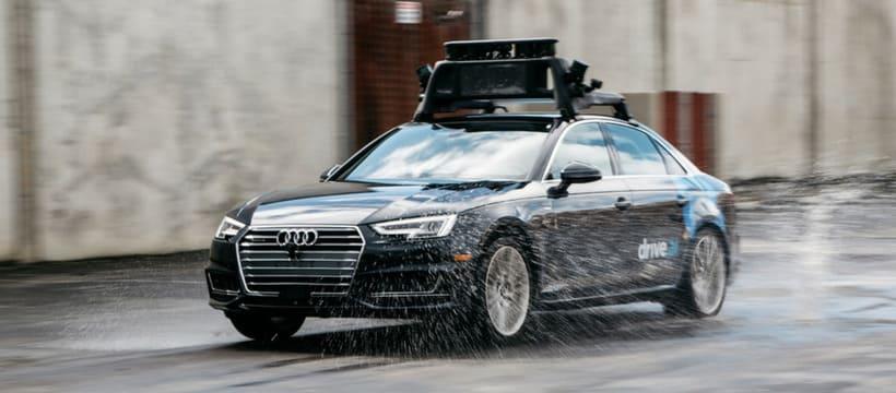 voiture autonome drive.ai