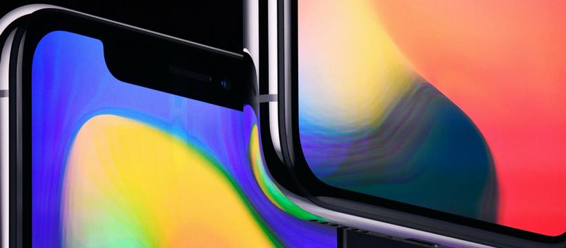 visuel avant iphone x