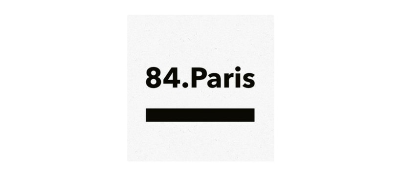 84.Paris Logo