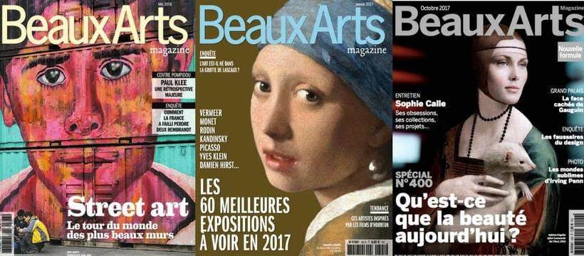 Beaux Arts Unes