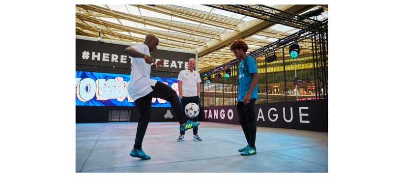 Adidas Zinedine Zidane