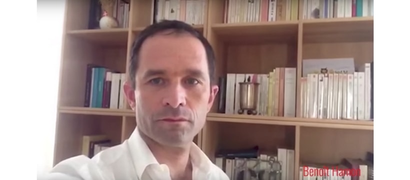 Benoît Hamon Emmaüs