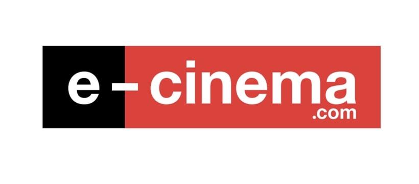 e-cinema logo