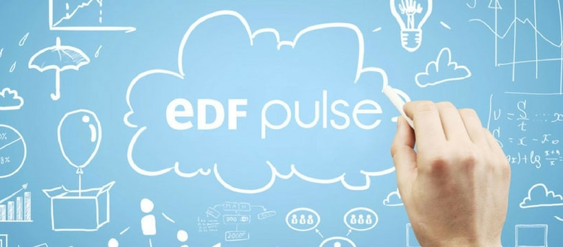 EDF Pulse logo