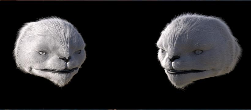 3D film publicitaire EDF The Race
