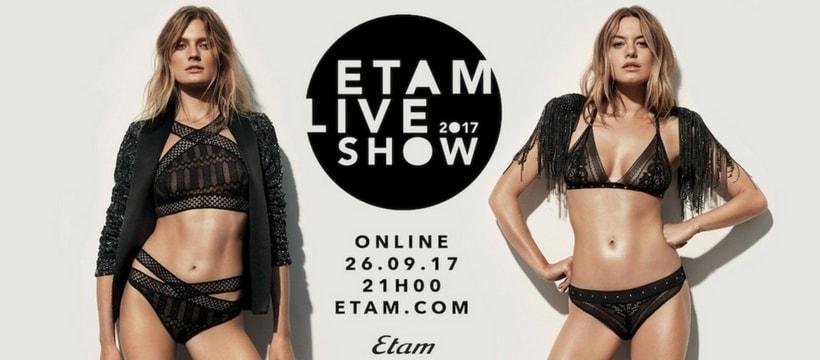 Etam-Liveshow