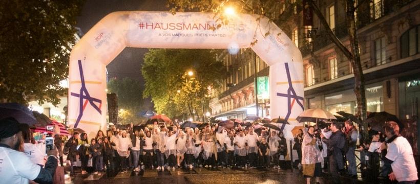 #HaussmannParis évènement