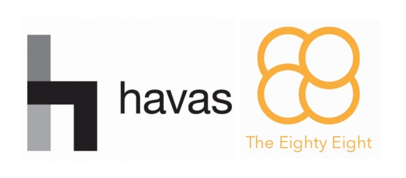 Havas The 88 logos