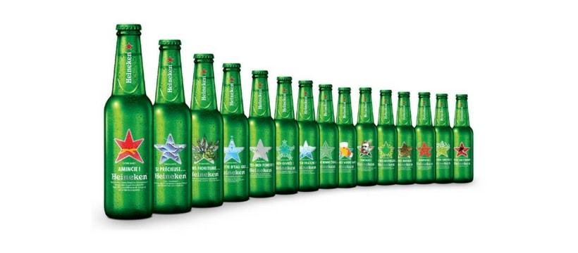 Heineken #DerriereMeBouteille