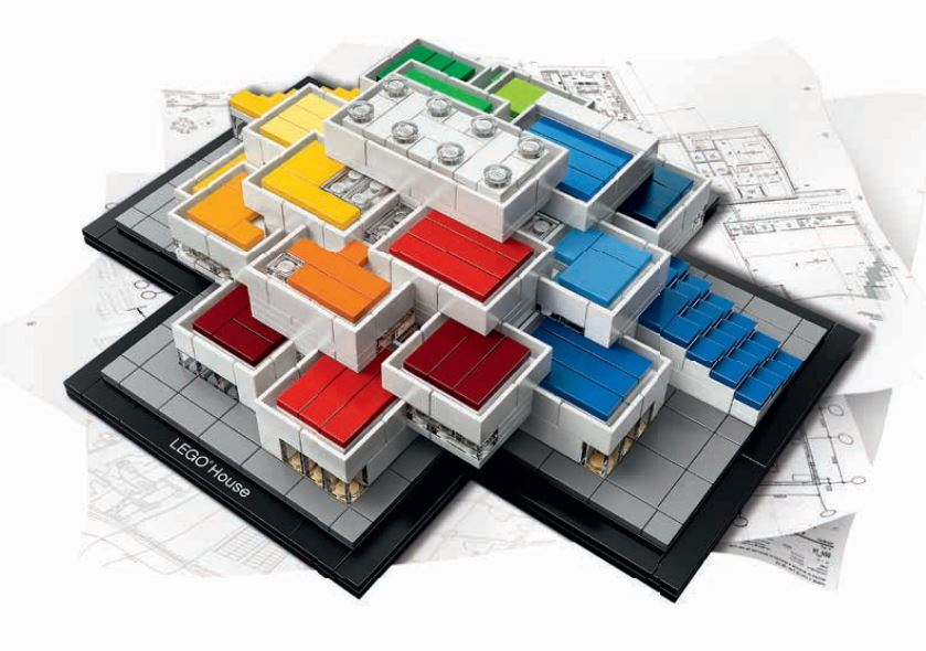 lego house kit
