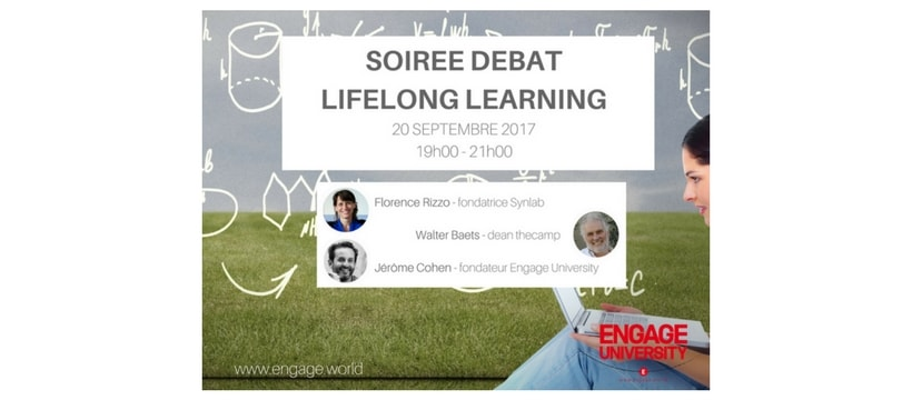 Soirée débat Lifelong Learning