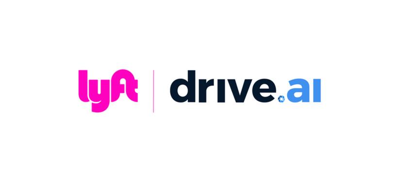 logos lyft et drive.ai