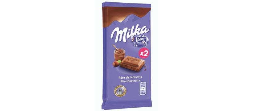 Milka nouvelle recette
