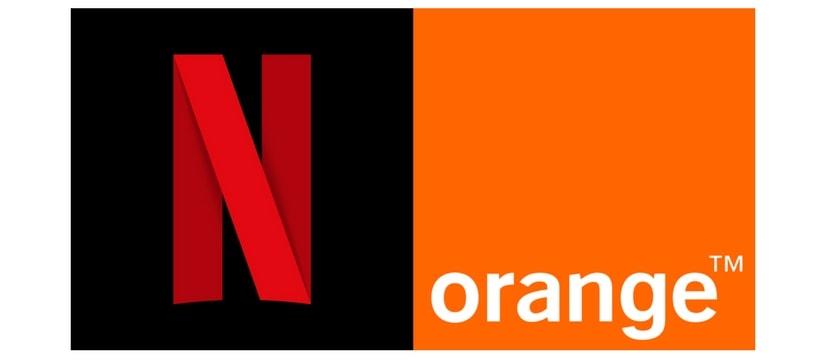 Netflix Orange logos