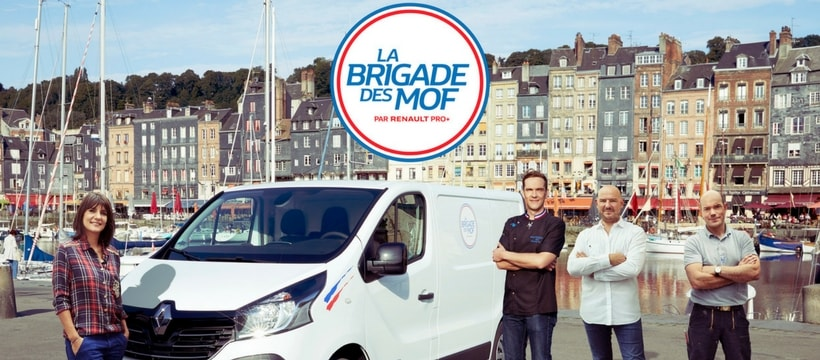 Renault Pro+ La brigade des MOF