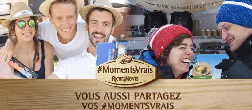RichesMonts la raclette #MomentsVrais