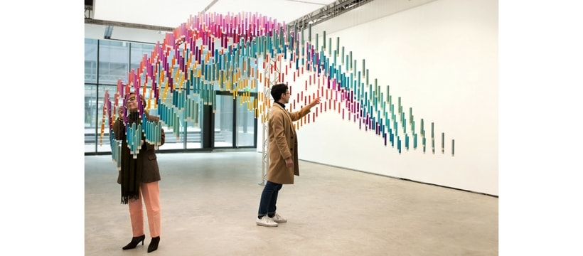 exposition en galerie d'art Scents of the city