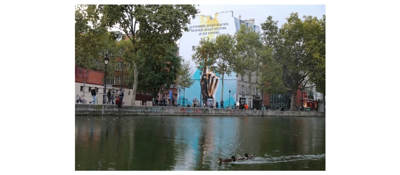 Campagne Seat Canal Saint Martin