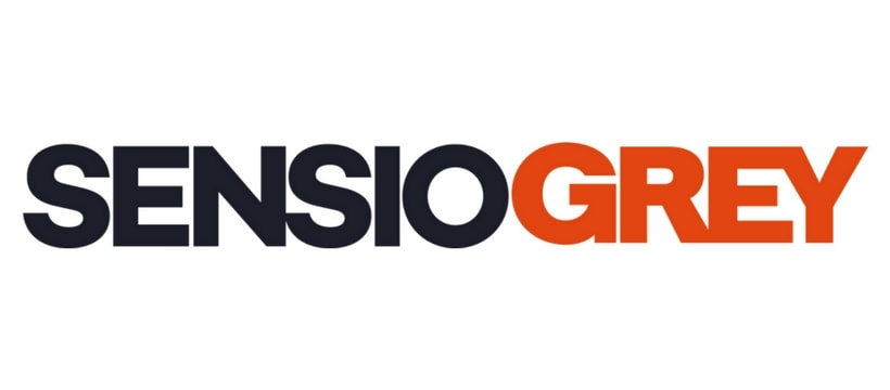 SensioGrey Logo