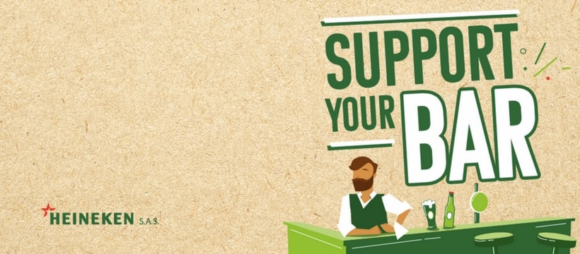 Support-your-bar-Heineken