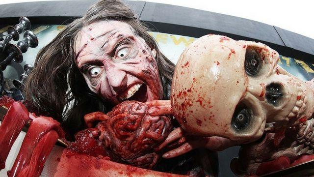 The Walking Dead billboard