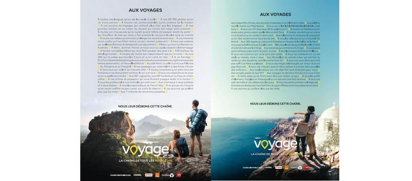 Voyage campagne