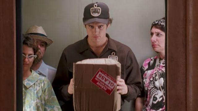 Jim Carrey dans Ace Ventura