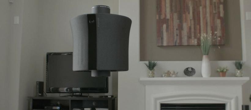 Le drone Aire assistant personnel virtuel Alexa