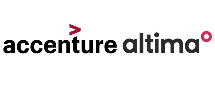 Accenture Altima logos
