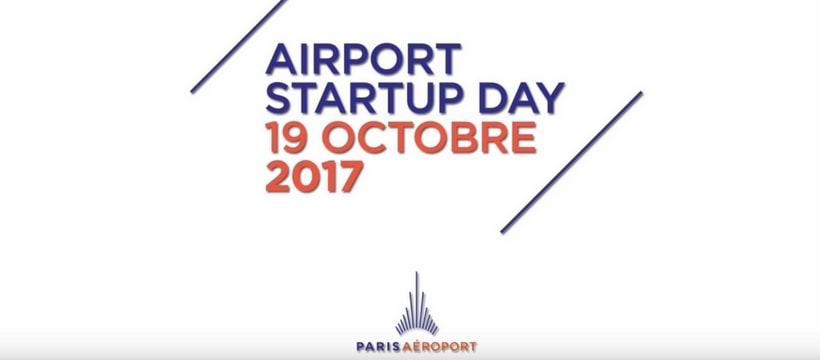 Airport Startup Day affiche