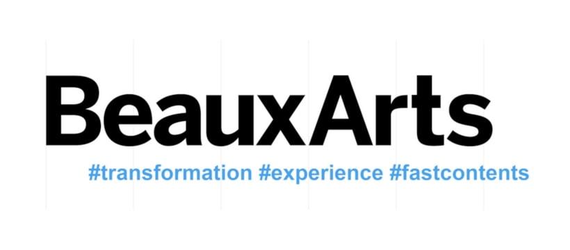beaux arts logo