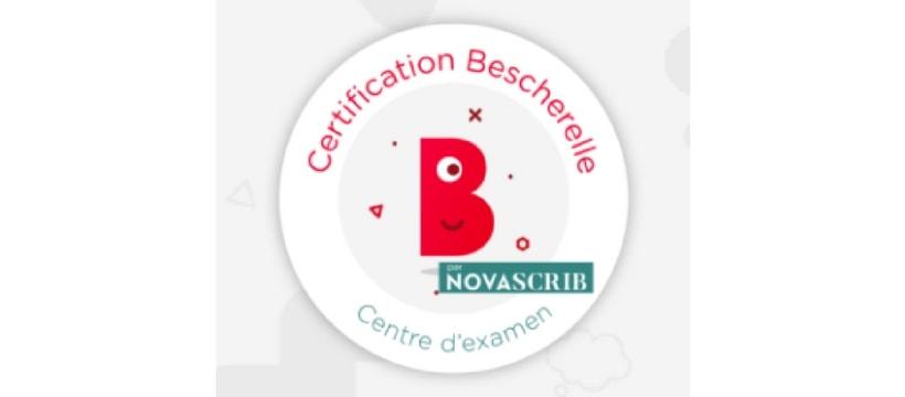 Certification Bescherelle logo