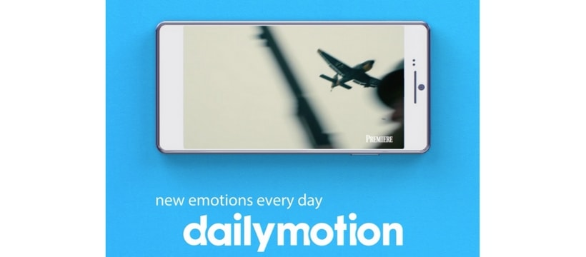 Dailymotion campagne