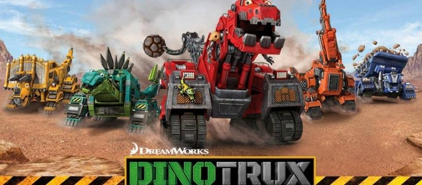 dinosaures automatises