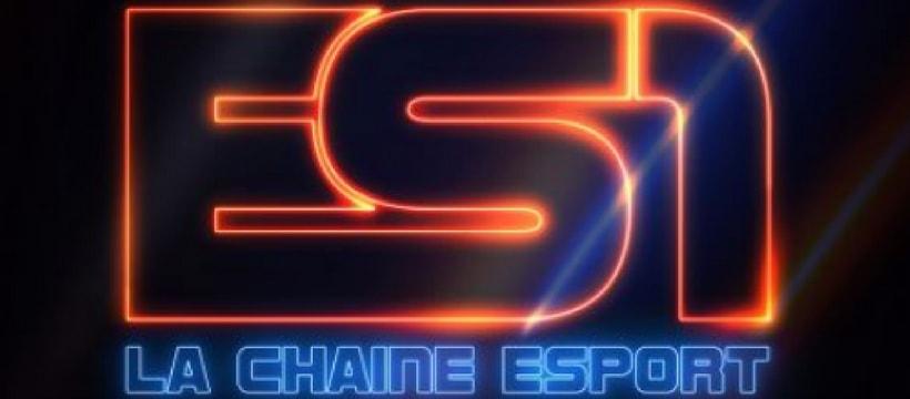 logo de la chaine es