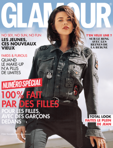 Glamour Une